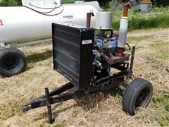 Ford 460 V8 Propane Power Unit