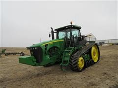 2010 John Deere 8320RT Tracked Tractor