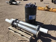 Irrigation Slip Joint Undersling Pipe