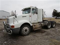 1994 International 9400 T/A Truck Tractor W/Single Line Wet Kit