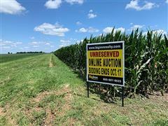 Tract 1:  78.48+/- Acres Hamilton County, Nebraska