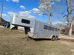 Cm Drover Horse Trailer