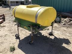 J D Skiles Front Mounted Fertilizer Tank