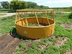Sioux Round Bale Feeder