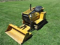 2014 Struck Magnatrac RS1000 Mini-Dozer