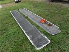 Copperloy 14' Aluminum Loading Ramps