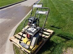 2015 Wacker Neuson WP 1550 A Soil Compactor