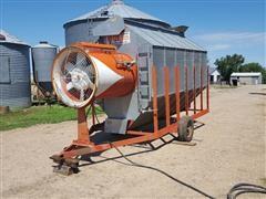 1975 Farm Fans Inc AB-12B Grain Dryer