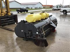 Sweepster BS32M9 Loader Mount Sweeper