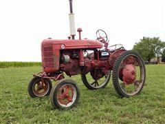 1940 International Farmall A 2WD Tractor