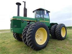 1979 John Deere 8440 4WD Articulated Tractor