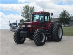 1996 Case IH 7240 MFWD Tractor