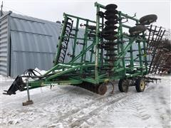 2009 Great Plains 6328DV Discovator Mulch Finisher