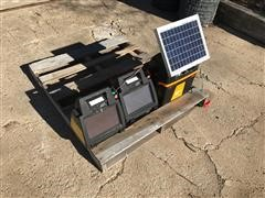 Gallagher Solar Fence Chargers