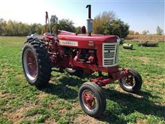 1955 Farmall 400 2WD Diesel Tractor