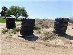 Zimmatic Irrigation Pivot Tires And Rims