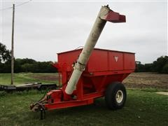 United Farm Tools 400 Bushel Grain Cart