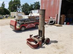 Gray TNT550 Truck & Trailer Air Lift Jack