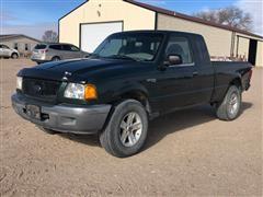 2003 Ford XLT 4x4 Ranger