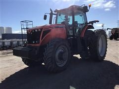 2010 AGCO DT205B MFWD Tractor