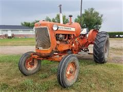 1958 Allis-Chalmers D17 Series I 2WD Row Crop Tractor