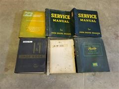 Old John Deere Service Manuals