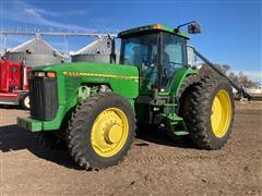 1995 John Deere 8300 MFWD Tractor