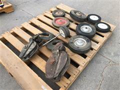 Wheels & Blocks & Tackles