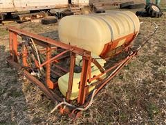 Snyder Truck bed boom sprayer - Parts Only