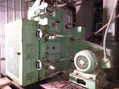 1995 Roskamp DPRM1200-24 Roller Mill