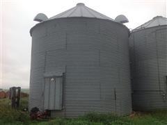 Stor-Mor 21' Grain Dryer Bin