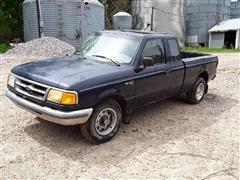 1997 Ford Ranger XLT Extended Cab Pickup