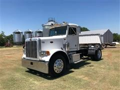 1987 Peterbilt 379 S/A Day Cab Truck Tractor