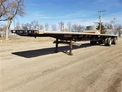 1996 Utility 48' T/A Flatbed Trailer