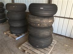 American Farmer Tires on Rims