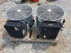 2009 GSI CRH-26 Chi-Town Upstream Heaters For Centrifugal Fans