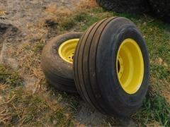 BKT 12.5-15 Tires On JD Rim