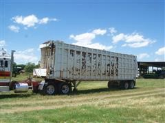 1975 Peab T/A Push Out Trailer