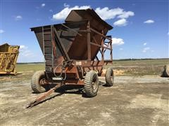 Richardton 1200 Silage Wagon