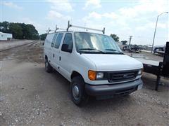 2006 Ford Econoline E-250 Cargo Service Van