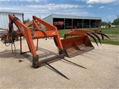 DU-AL 3000 Tractor Loader