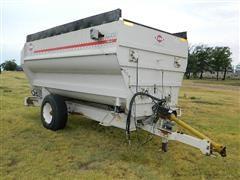 2008 Kuhn Knight 4052 Feeder Wagon