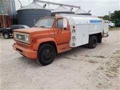 1975 Chevrolet C60 S/A Fuel Truck