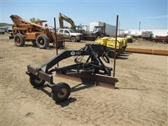 Palm Equipment Grader Attachment