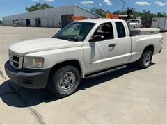 2009 Dodge Dakota ST 4-Door 4x4 Extended Cab Pickup