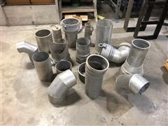Irrigation Pipe Parts