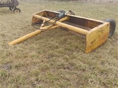 Enid Fabricators Econo Mover 12' Box Blade