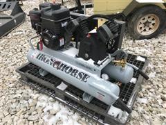 Iron Horse Portable 10-Gallon Air Compressor