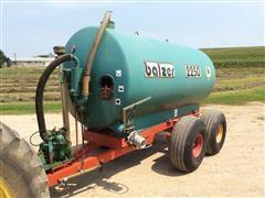 Balzer V2250 Liquid Manure Spreader