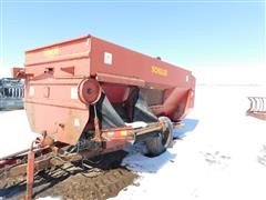Schuler SRM 453 Feeder Wagon